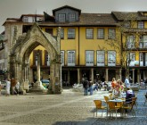 The Double Square in Guimarães