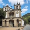 Shrine of Our Lady of The Abbey, in Amares