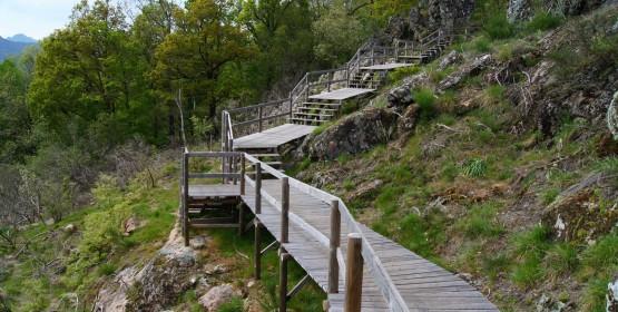 Pitões das Junias Trail and Monastery of Santa Maria of Junia