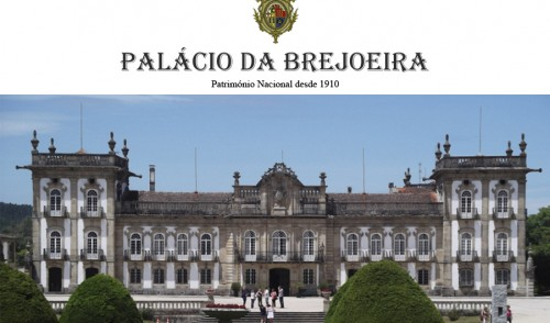 The Brejoeira Palace, in Monção