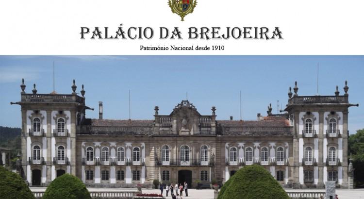 The Brejoeira Palace, in Monção